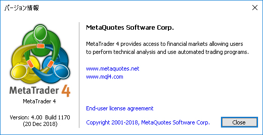 MetaTrader4_Build_1170